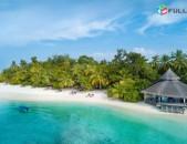 Ellaidhoo maldives by cinnamon hotel all inclusive 10 days 3400 euro-eq amd for