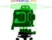 Vardzov 3D lazerayin hartachap Лазерный уровень, lazerni uroven