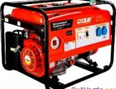 Varcuyt Dvijok 4,5 кw, Benzinayin Generator, Բենզինային Գեներատոր