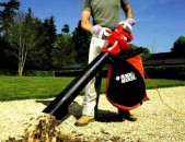 Leaf Blower and Vacuum Cleaner for Garden Cleaning for Rent, OrAVardzov Poshekul