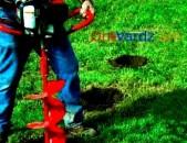 Varcov Bur, Ծառերի և Սյուների համար հորեր փորող գործիք