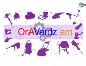 OrAVardzov Vibraplita Perferatr Malatok Vibratr Apalovka Meshalka Poshekul ev ayln