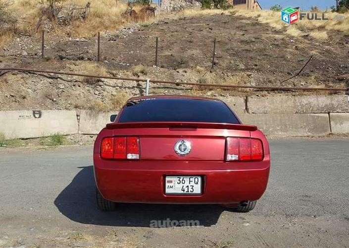 Ford Mustang , 2007թ.