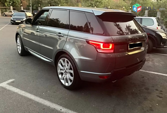 Land Rover Range Rover Sport , 2013թ. Supercharge