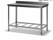 Nerjic sexan / Պրոֆեսիոնալ աշխատանքային սեղան բորտով, չափս-1800x700x870մմ. Ներժ