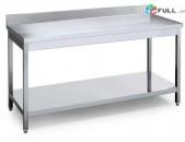 Nerjic sexan / Աշխատանքային սեղան բորտով, 1800x700մմ
