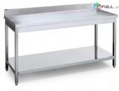 Nerjic sexan / Աշխատանքային սեղան բորտով 1600x600մմ