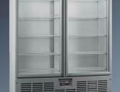 Պրոֆեսիոնալ սառնարան ապակե 2 դուռ, sarnaran, vitrina, cucapexk