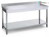 Nerjic sexan / Աշխատանքային սեղան բորտով 800x700մմ