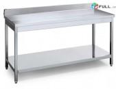Nerjic sexan / Աշխատանքային սեղան բորտով 800x600մմ