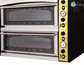 Պիցայի պրոֆեսիոնալ վառարան digital 8 x 35սմ. պիցցա, haci pech, pizza