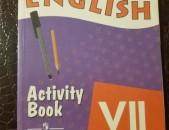 Vereshchagina Afanasyeva 7 activity book