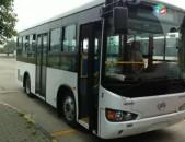 Nor avtobusner chinastanic 2019 tvakani artadrutyan