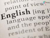 Անգլերենի պարապմունքներ Դավիթաշենում