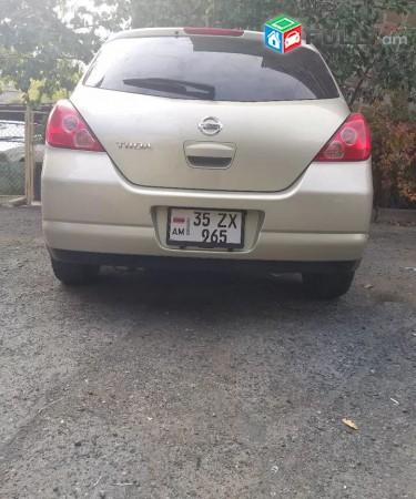 Nissan Tiida , 2006թ.