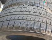 215 / 65r16 BRIDGESTONE ֆիրմայի 4հատ ձմեռային անվադօղեր գերազանց վիճակում 90%