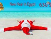 ⛄️Ամանորը Եգիպտոսում ⛄️