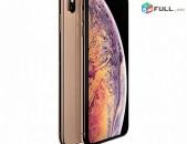 IPhone XS 256 Gold նոր + ապառիկ * երաշխիք օրիգինալ iMobile