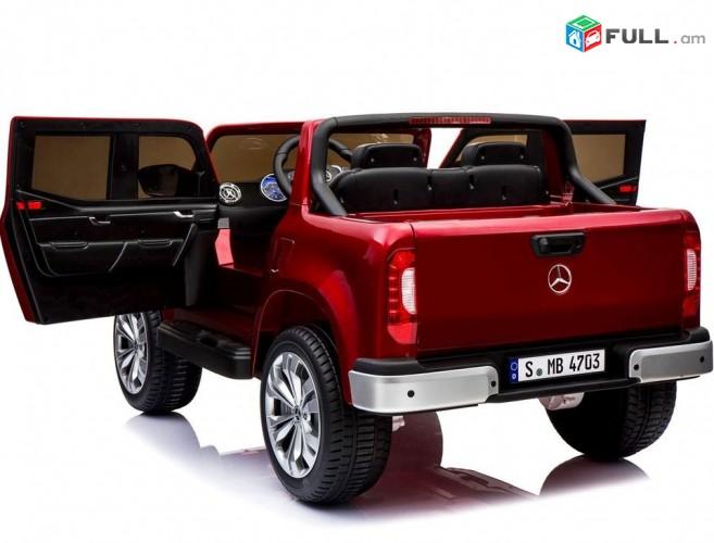 Mercedes Benz 4x4 mankakan avtomeqena