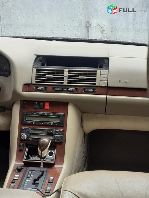 Mercedes-Benz S-Class , 1998թ.
