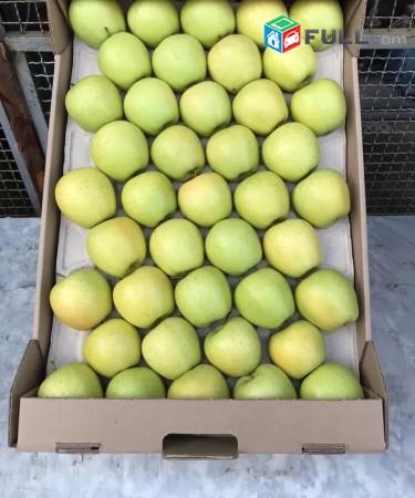 Горфрокороб для фруктов и овощей в наличии - для яблок (600 * 400) (Arkx, yashik