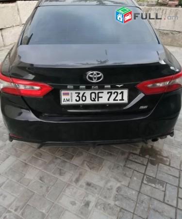 Toyota Camry, 2018 թ.