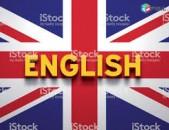 Անգլերենի մասնավոր պարապմունքներ