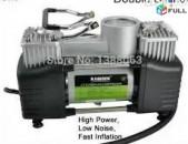 Portable 2 Cylinder Car Tire Shat hzor nasos 2 porshin elektrakan nor vijakum