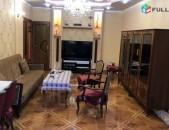 AL9116 Վարձով 3 սենյականոց բնակարան Քաջազնունի փողոցում
