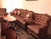 AL6222 Վարձով - 4 սենյականոց բնակարան Թումանյան փողոցում