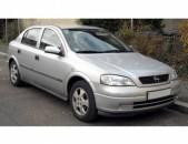 Opel Astra g kgnem qandelu