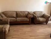 AL7167 Վարձով 1 սենյականոց բնակարան Նալբանդյան Սախարովի հրապարակում