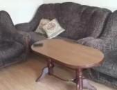 AL7558 Վարձով 2 սենյականոց բնակարան Արամ Խաչատրյան փողոցում