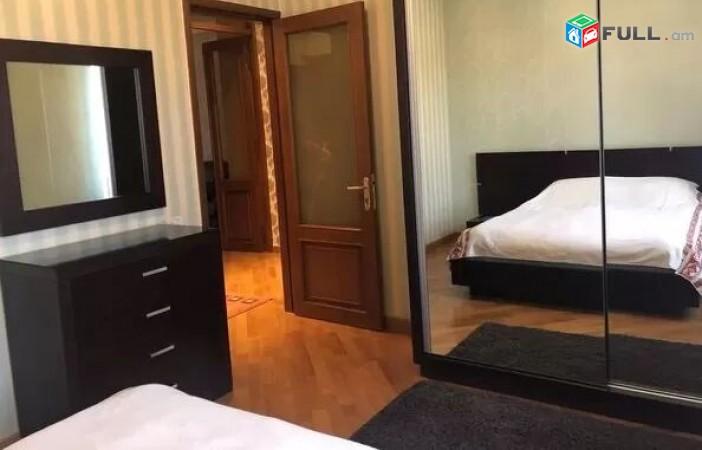 AL8129 Վարձով 2 սենյականոց բնակարան Թումանյան, Աբովյան խաչմերուկ