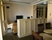 AL8001 Վարձով 3 սենյականոց բնակարան Բուզանդի փողոց, նորակառույց