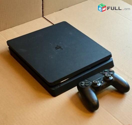 Playstation 4 slim խաղերով