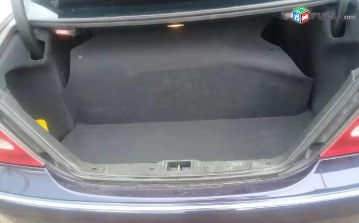 Mercedes-Benz 200 , 2002թ. POXANAKUM