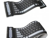 2.4 GHz Wireless Flexible keyboard