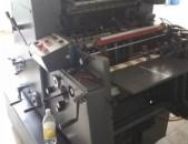Heidelberg GTO 52-1 tparan տպարան տպագրական մեքենա