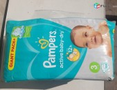 Pampers active bebe-dry