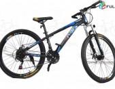 Hecaniv SAFT 2019 Model / 26 և 24 hamar / Հեծանիվ ՄԵԳԱ ԶԵՂՉ - 39% / Aparik 0