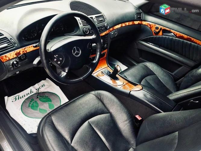 Mercedes-Benz E , 2002թ.