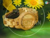 Ձեռքի փայտե ժամացույց (TT0010)