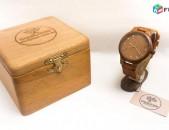 Ձեռքի փայտե ժամացույց (կոդ VT0010)