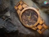 Փայտե ժամացույց (PO0010)