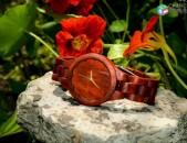 Ձեռքի փայտե ժամացույց (PA0010)
