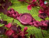 Ձեռքի փայտե ժամացույց (AM-0011)