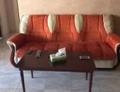 Վարձով - 3 սենյականոց բնակարան Վարդանանց փողոցում