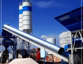 PROMAX Stationary Concrete Batching Plant S100-TWN(100m³/h)