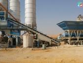 PROMAX Mobile Concrete Batching Plant M120-TWN (120m³/h)